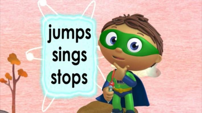 Super Why: The Tortoise and the Hare | A Little Help From Friends