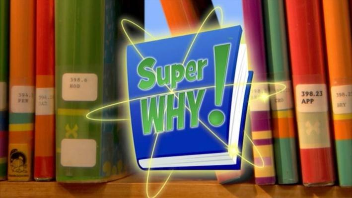 Super Why: The Tortoise and the Hare