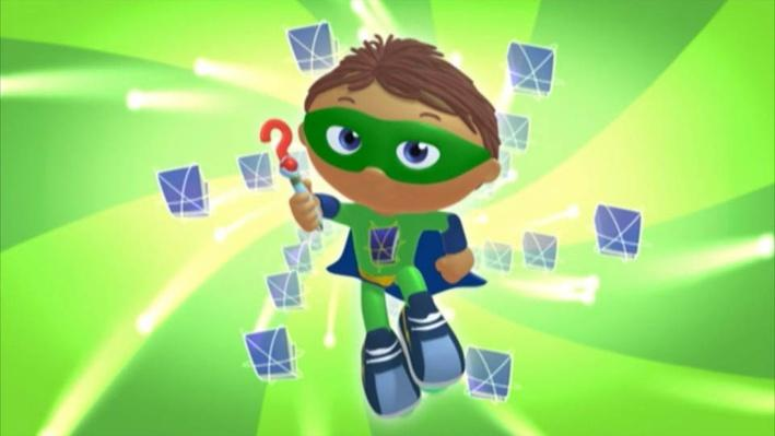 Super Why: The Boy Who Cried Wolf | Introduction