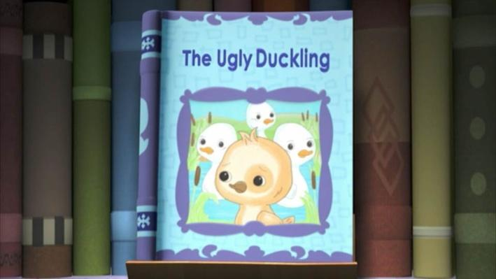 Super Why: The Ugly Duckling | I Can't Do It