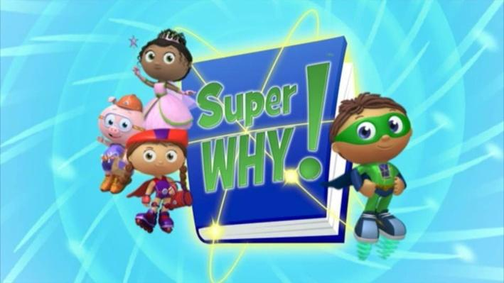 Super Why: The Ugly Duckling