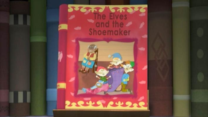 Super Why: The Elves and the Shoemaker | Secret Friends