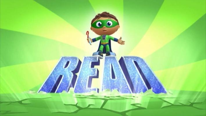 Super Why: The Ant and the Grasshopper | Introduction
