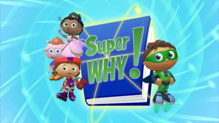 Super Why: The Ant and the Grasshopper