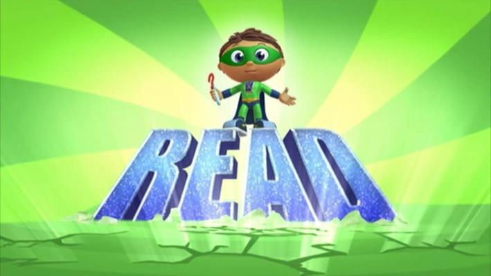 Super Why: The Little Red Hen | Introduction