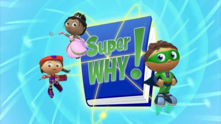Super Why: The Little Red Hen