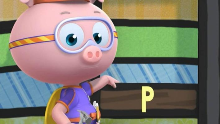 Super Why!: The Princess and the Pea | Once Upon a Mattress