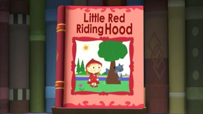 Super Why!: Little Red Riding Hood | To Grandmother's House