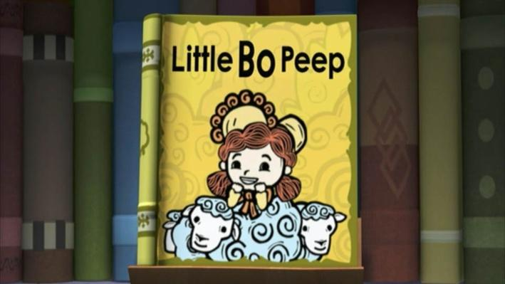 Super Why: Little Bo Peep | Lost Pets