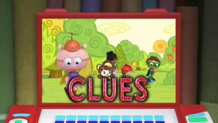 Super Why: Little Bo Peep | Clues