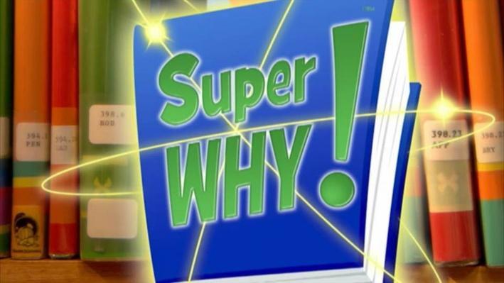 Super Why: Little Bo Peep