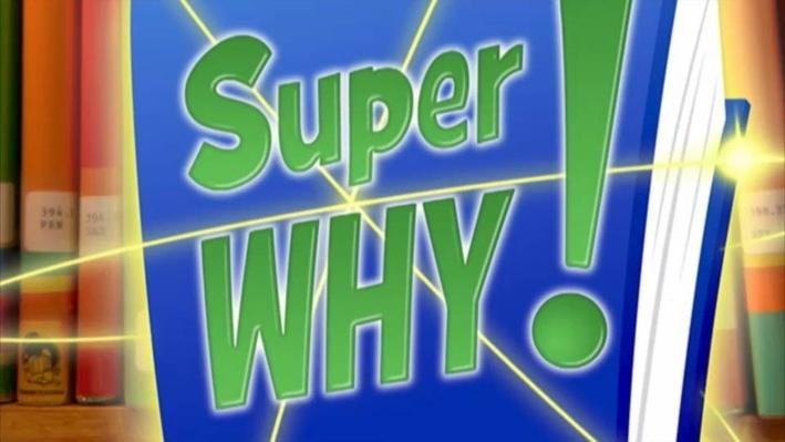 Super Why: The Emperor's New Clothes