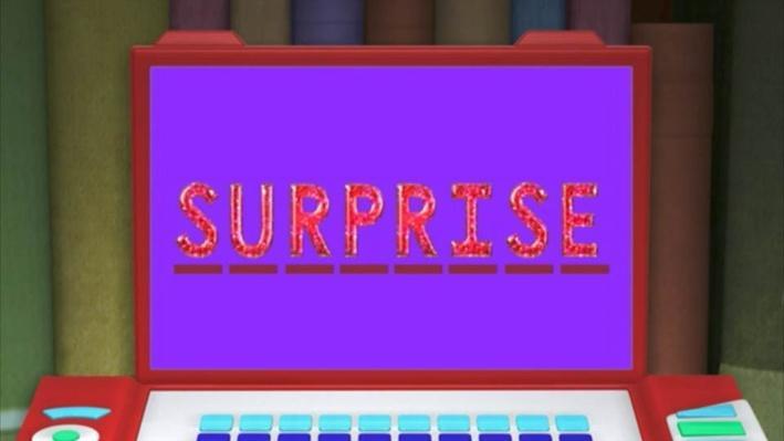 Super Why: The Twelve Dancing Princesses | Surprise!
