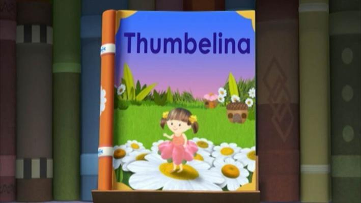 Super Why: Thumbelina | Where is Thimble?