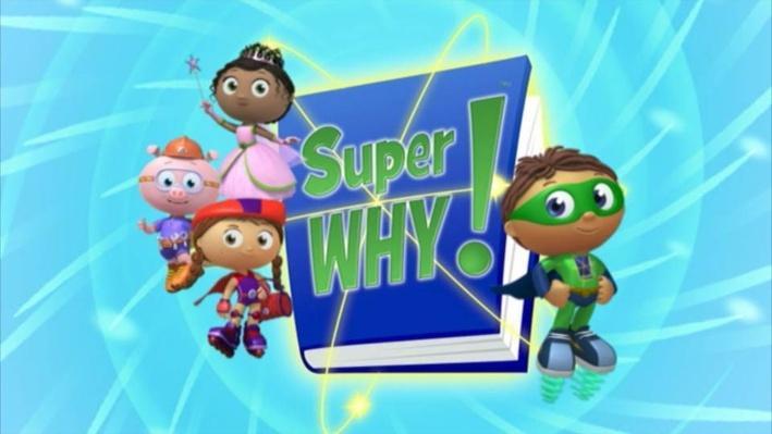 Super Why: Thumbelina