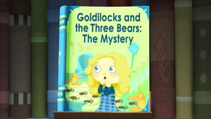 Goldilocks and the Three Bears: The Mystery | Who Did This?