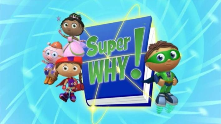 Super Why: Tiddalick the Frog