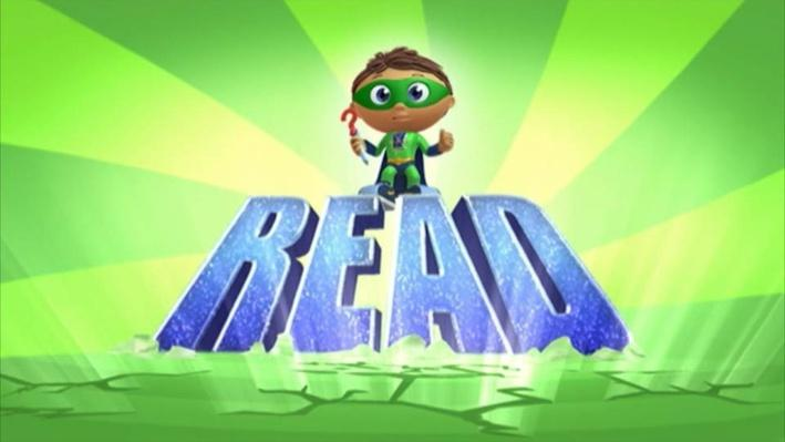 Super Why: The Foolish Wishes | Introduction