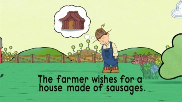 Super Why: The Foolish Wishes | Sausage House