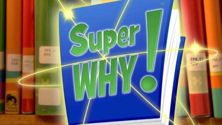 Super Why: The Foolish Wishes