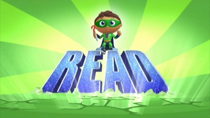 Super Why: The Goose and the Golden Eggs   Introduction