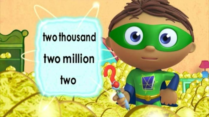 Super Why: The Goose and the Golden Eggs | No More Eggs