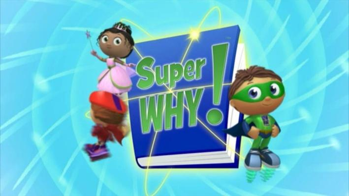 Super Why: The Three Feathers