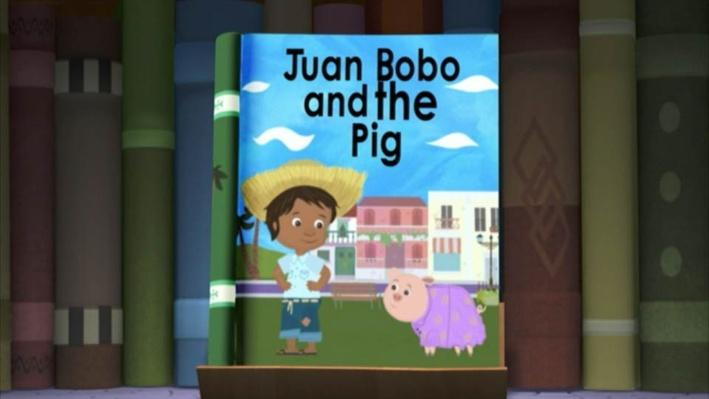 Super Why: Juan Bobo and the Pig | Pizza Paper