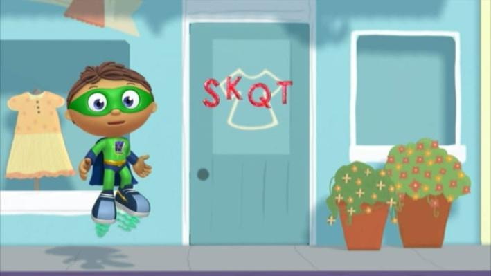 Super Why: Juan Bobo and the Pig | Pig in a Dress