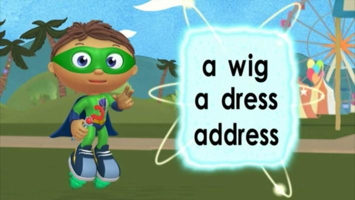 Super Why: Juan Bobo and the Pig | Best Dressed