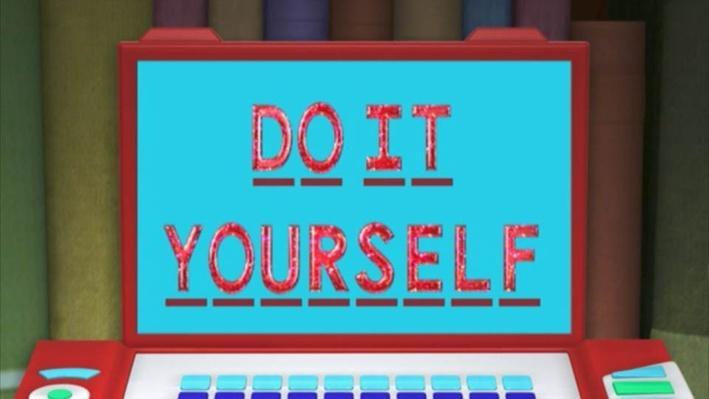 Super Why: Aladdin | Do It Yourself