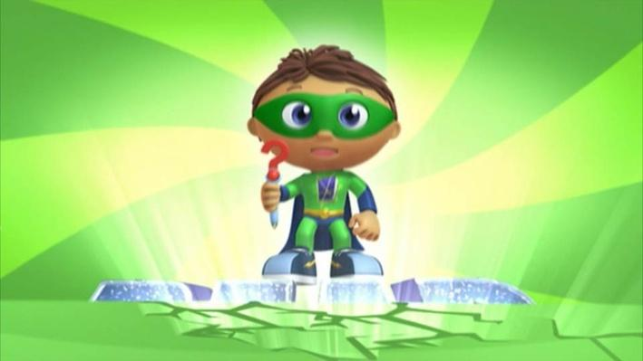 Super Why: Cinderella, The Prince's Side of the Story | Introduction
