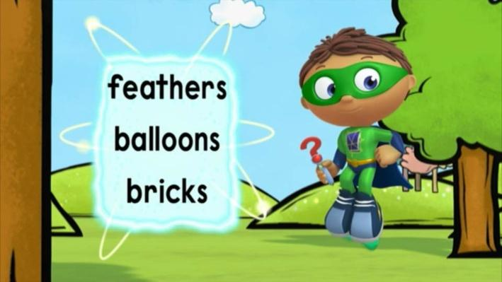 Super Why: The Three Little Pigs: Return of the Wolf | Brick House