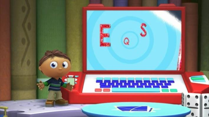 Super Why: The City Mouse and the Country Mouse | Moving to the City