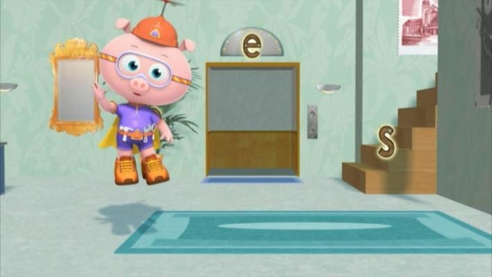 Super Why: The City Mouse and the Country Mouse | Welcome to the City