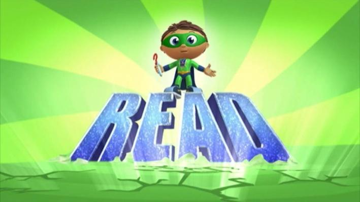 Super Why: George and the Dragon   Introduction