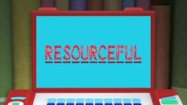 Super Why: The Swiss Family Robinson | Resourceful