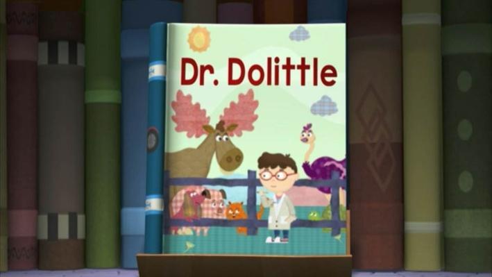 Super Why: Dr. Doolittle | Noisy Animals