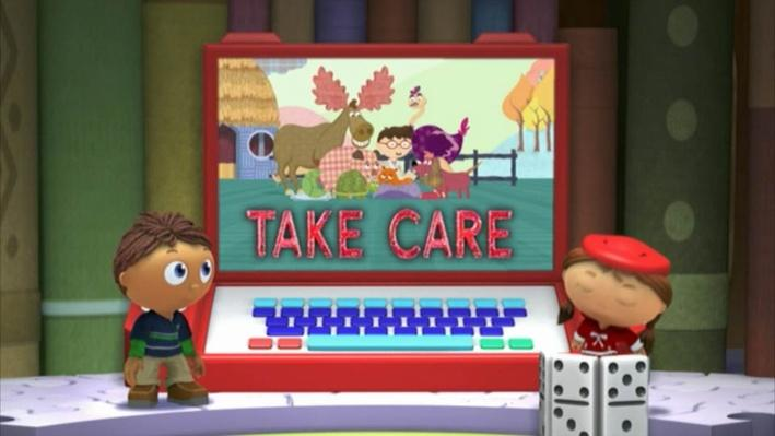 Super Why: Dr. Doolittle | Take Care of your Pet