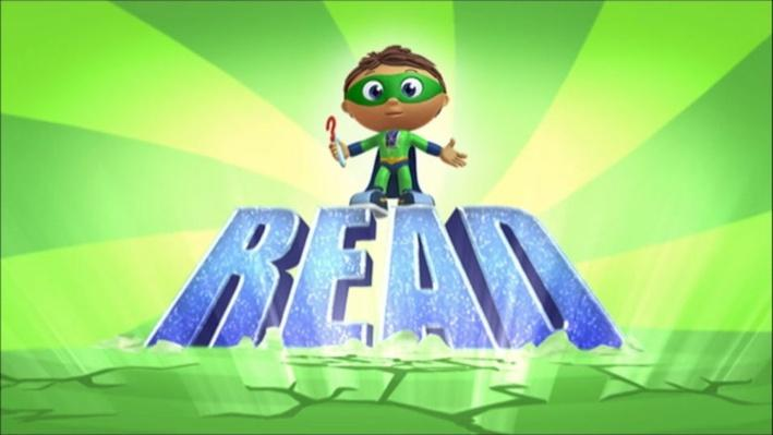 Super Why: Alice in Wonderland | Introduction