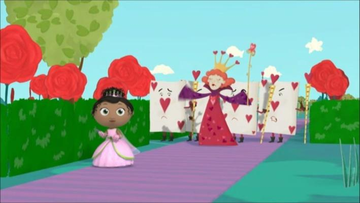 Super Why: Alice in Wonderland | Card Guards