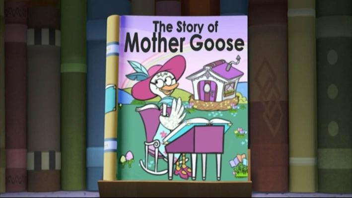 Super Why: The Story of Mother Goose | The Right Words