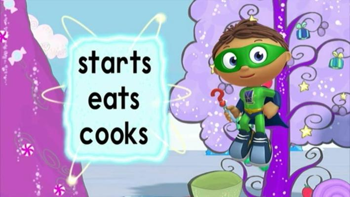 Super Why: The Nutcracker | The Land of Sweets