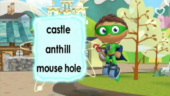 Super Why: Muddled Up Fairytales | Dragon Gets a Story