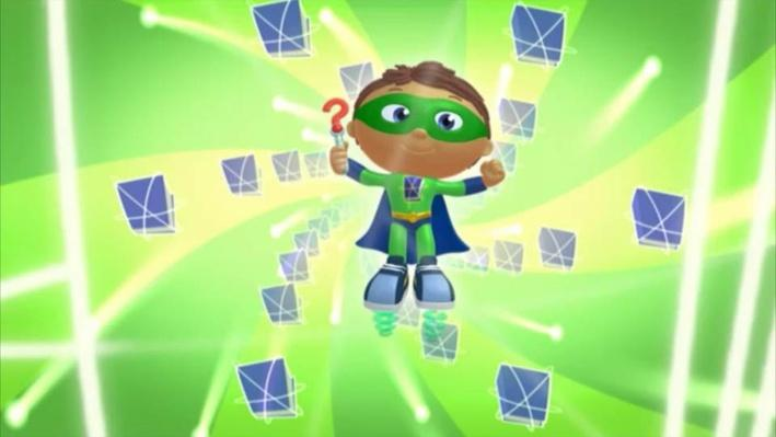 Super Why: Attack of the Eraser | Introduction