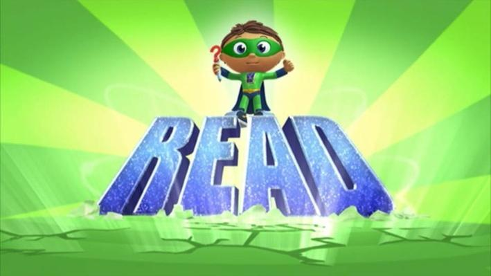 Super Why: The Cookbook   Introduction