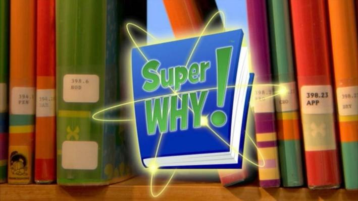 Super Why: The Cookbook