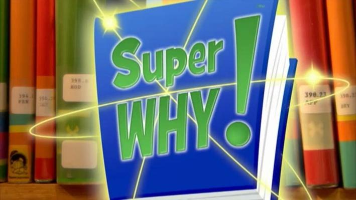 Super Why: The Beach Day Mystery