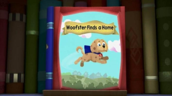 Super Why: Woofster Finds a Home | The Golden Bone