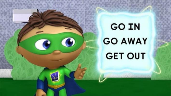 Super Why: Woofster Finds a Home | Where You are Loved